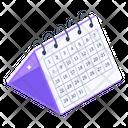 Reminder Schedule Calendar Icon