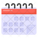 Planner Calendar Daybook Icon