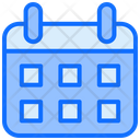 Calendar Easter Date Icon