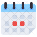 Calendar Schedule Daybook Icon