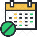 Calendar Medicine Schedule Icon