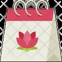 Yoga Calendar Icon