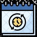 Calendar Deadline Schedule Icon