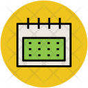 Calendar Chart Time Icon