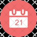 Calendar Time Frame Icon
