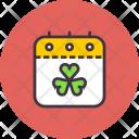 Calendar Date Festival Icon