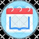 Calendar Book Icon