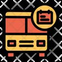 Calendar Bus Icon