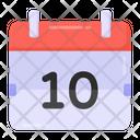 Event Calendar Date Schedule Icon