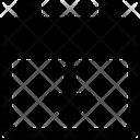Calendar Download Icon