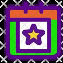 Calendar Fav Icon
