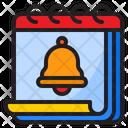 Calendar Notification Notification Bell Icon