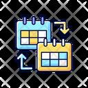 Calendar Sharing Icon