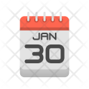 Calendar Single Plan Icon