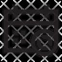 Calendar Sync Icon