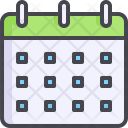 Calender Booking Date Icon