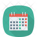 Calender Date Time Icon