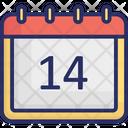 Calender Date Schedule Icon