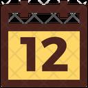 Calender Event Schedule Icon