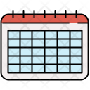 Calender Day Date Icon