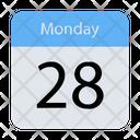 Calender Schedule Date Icon