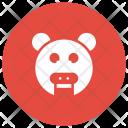 Calf Animal Zoo Icon