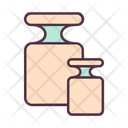 Calibration Weight Weight Fix Weight Icon
