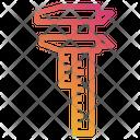 Caliper Tools Tool Icon
