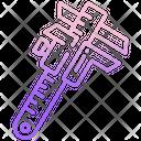 Caliper Vernier Caliper Vernier Icon