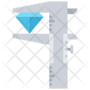 Calipers Gems Gem Icon