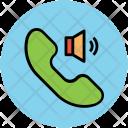 Call Sound Volume Icon