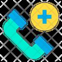 Medical Call Medical Help Emergency Icon
