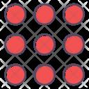 Call Phone Grid Icon
