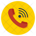 Tell Telephone Receiver Icon