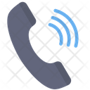 Call Talk Support Icon