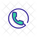 Contact Us Call Icon