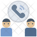 Best Friend Call Chat Icon