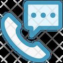Call Communication Talk Icon