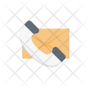 Call Message Email Icon