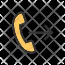 Call Forwarding Communication Icon