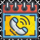 Call Phone Organization Icon