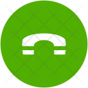 Call End Finish Icon