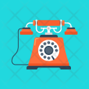 Call Communication Contact Icon