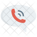 Call Bubble Phone Icon
