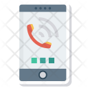 Call Receiving Phone Icon