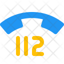 112 Emergency Call Icon