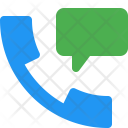 Call Chat Phone Icon