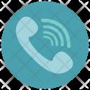 Ringing Phone Call Icon