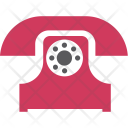 Call Fax Phone Icon