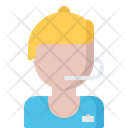Call Center Microphone Icon